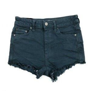 Aritzia high rise shorts
